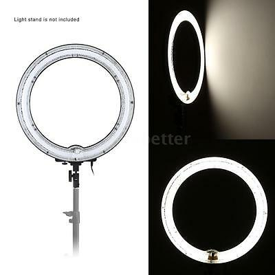 75W Photography Studio Macro LED Tube Ring Video W/Soft Continuous Light A0SX