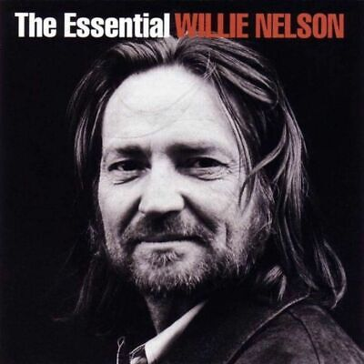 WILLIE NELSON - The Essential Willie Nelson 2CD *NEW* Greatest 2015