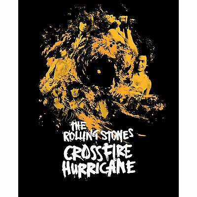 A15 BRAND NEW SEALED The Rolling Stones - Crossfire Hurricane (DVD, 2012)