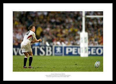 Jonny Wilkinson England 2003 Rugby World Cup Photo Memorabilia (305)