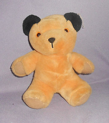 """The Sooty Show - SOOTY - 8"""" Plush Toy - Sooty & Sweep - (f7j)"""