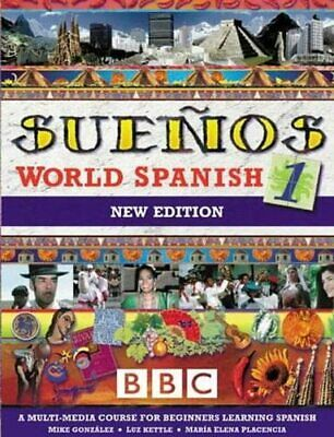 SUENOS WORLD SPANISH 1 COURSEBOOK NEW EDITION (Su... by Gonzalez, Mike Paperback