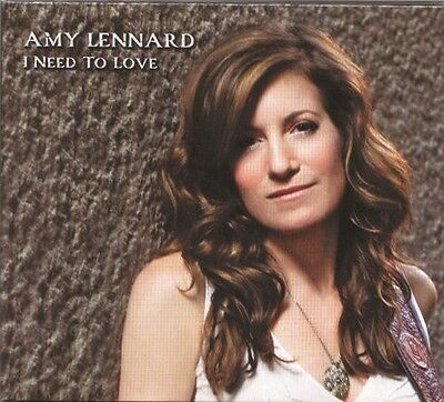 Amy Lennard - I Need to Love [New CD]