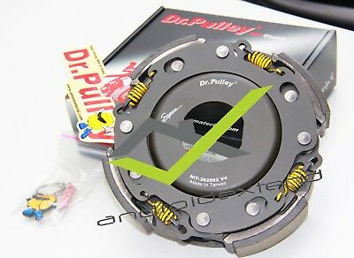 BMW C600 SPORT / C650GT DR.PULLEY HIGH PERFORMANCE CVT HiT CLUTCH (HiT302002)