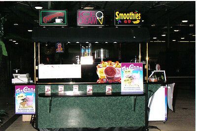 Beverage / Coffee / Smoothie / Food Cart