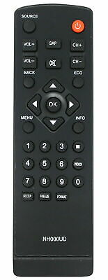New USB Universal Remote for NH200UD for SYLVANIA EMERSON TV - NO programming
