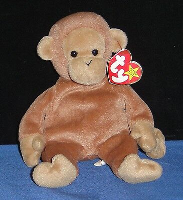 Ty Beanie Baby BONGO with Tag - 5th Generation - pre-owned