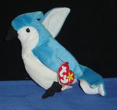 Ty Beanie Baby ROCKET with Tag - 5th Generation - pre-owned