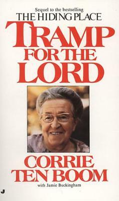 Tramp For The Lord - Ten Boom, Corrie/ Buckingham, Jamie (Con) - New Paperback B