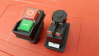 Replacement On Off Switch KJD17 120V For Bench Saws Mag Drills Motors SS1