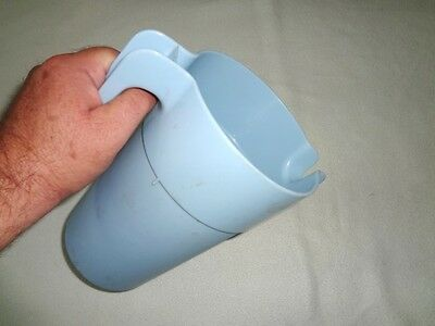 Idf Zahal MILITARY ISSUED Authentic Field Plastic Jug Pitcher. Israel Army Marks