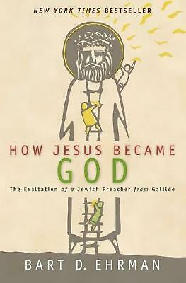 How Jesus Became God by Bart D. Ehrman (English) Paperback Book Free Shipping!