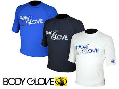 Body Glove Herren Rash Guard Lycra Shirt kurzarm