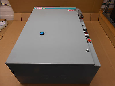 1 New Siemens Scbf10120 Size 4 Combination Starter W Fxd63A250 Circuit Breaker