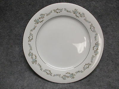 "(1) Noritake Japan Leonore Pattern #6676 10-1/2"" Dinner Plate NOS New Old Stock"