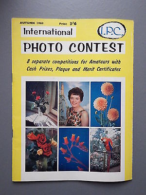 R&L Vintage Mag: International Photo Contest Autumn 1961 (October 1961)