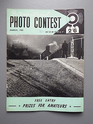 R&L Vintage Mag: International Photo Contest March 1960