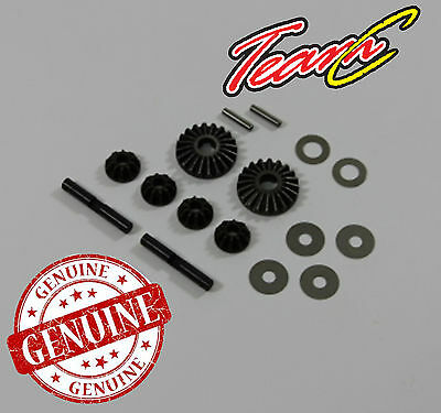 Team C Torch Stoke N / E T8T T8TE Differential Diff Gear Set 1:8 T08633