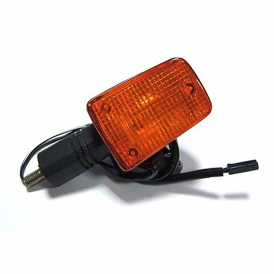 Front Turn Signal Light For Suzuki DR650SE RF900R RF600R GSX-R750W GSX-R1100W
