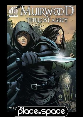 Muirwood: The Lost Abbey #3