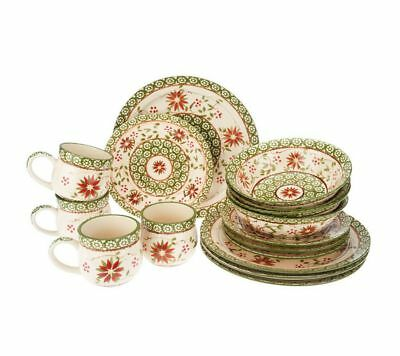 Temp-tations Old World Dinnerware H13604 16 pc. Full Set H13604  sc 1 st  PicClick & TEMP-TATIONS OLD WORLD Dinnerware H13604 16 pc. Full Set H13604 ...