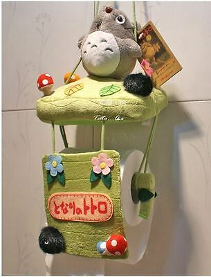 Japanese Animation  Studio Ghibli My Neighbor Totoro Toliet Paper Holder