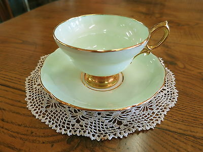 Hammersley Duo  - delightful cup and saucer
