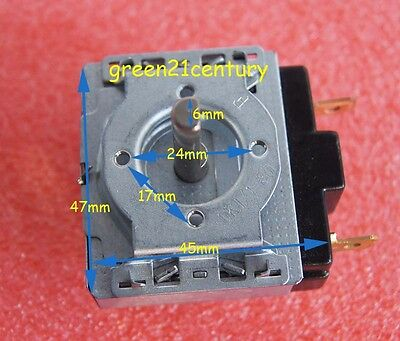 DKJ/1-60, 60 Minutes 60M Timer Switch for Electronic Microwave Oven, cooker etc.