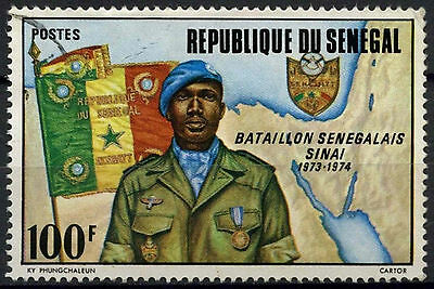 Senegal 1962 SG#251 Union Of African And Malagasy MNH #D1000