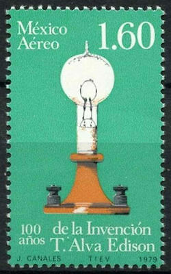 Mexico 1979 SG#1531 Electric Light MNH #D927