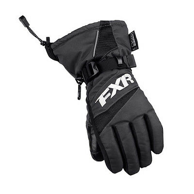 2016 FXR Racing Child Helix Race Snowmobile Snowboard Gloves Size S-L