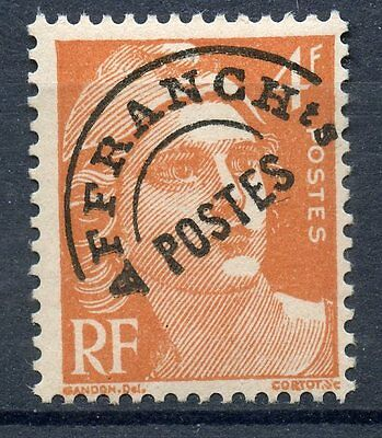 Stamp / Timbre France Preoblitere Type Gandon Neuf  N° 99 **