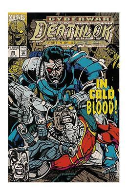 Deathlok #20 (Feb 1993, Marvel)