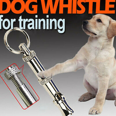 Puppy Whistle Pet New Dog Training Adjustable Ultrasonic Sound Dog Supplies