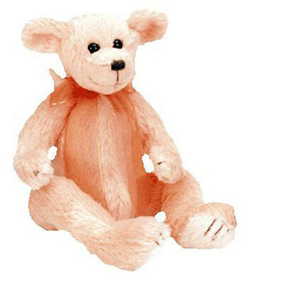 TY Attic Treasure - HAYES the Bear (8 inch) - MWMTs Jointed Stuffed Animal