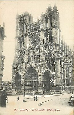 80 Amiens Cathedrale 20562