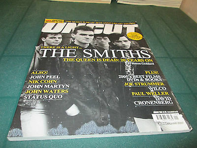 Uncut Magazine January 2006 No.104 The Smiths Paul Weller John Waters Wilco