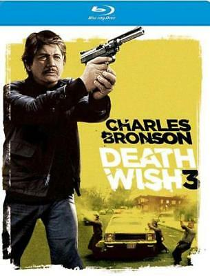 Death Wish 3 New Blu-Ray