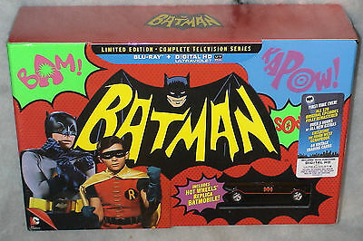 Batman: The Complete TV Series (Limited Edition)  Blu-ray Box Set - NEW & SEALED
