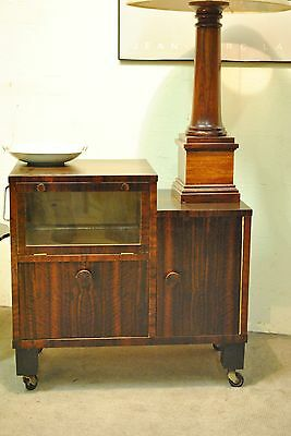 Art Deco Cabinet Trolley