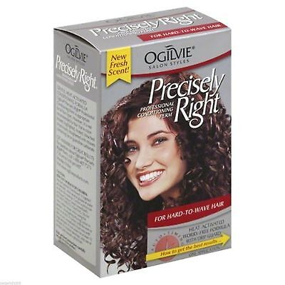 Ogilvie Precisely Right Professional Conditioning Perm For Hard-to-Wave Hair