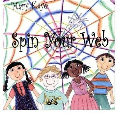 Mary Kaye - Spin Your Web [New CD]