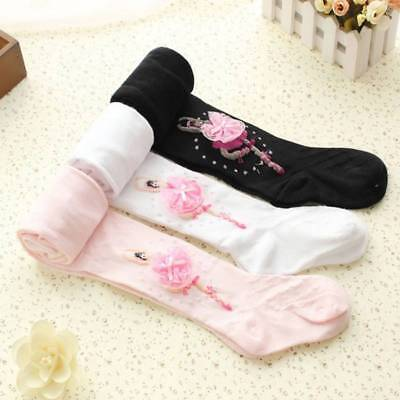 Hot Fashionable Kids Toddler Children Clothes Ballet Girls Panty-hose Tights