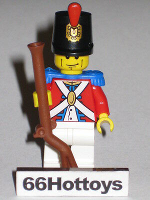 Imperial Soldier Red x 1-6243 6239 10210 6241 Pirates NEW LEGO Torso
