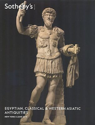 Sotheby's Catalogue Egyptian, Classical & Western Asiatic Antiquities 2013  HB
