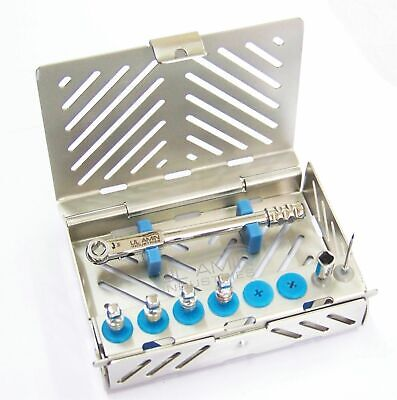 Bone Compression Kit Surgical Sinus Lift Expander Dental Implant Instruments CE