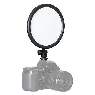 METTLE Round-LED Blendfreie Bi-Color Videoleuchte LUXPAD Soft-Light Ringleuchte