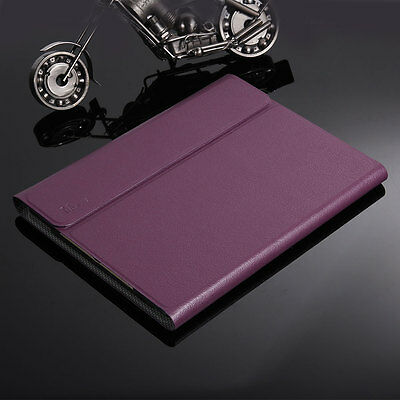 Ultra Slim Soft PU Leather Flip Folio Stand Skin Case Cover for APPLE iPad Air 2