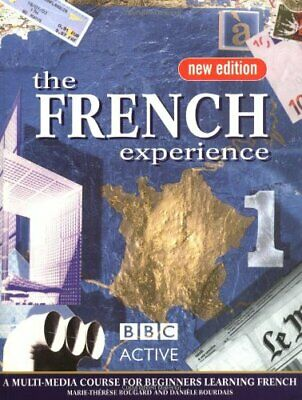 FRENCH EXPERIENCE 1 COURSEBOOK NEW EDITION by Bourdais, Daniele Paperback Book