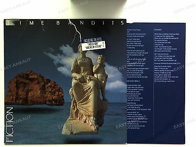 Time Bandits - Fiction NL LP 1985 + Innerbag //1